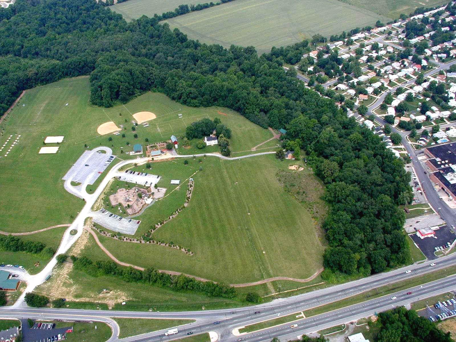 Park Amp Greenway Planning Las Llc Delaware Landscape